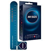 Збільшені презервативи MY.SIZE 60 10шт.