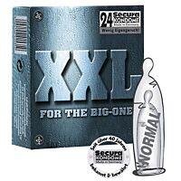 Презервативи Дуже великі xxl 24 шт