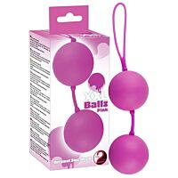 Великі та важкі жіночі кульки XXL Balls