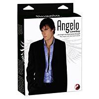Надувна лялька-чоловік для сексу Angelo