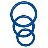 Ерекційні кільця Sexy Circles сині