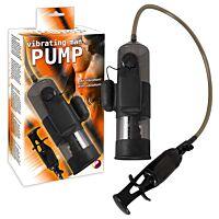 Вакуумна помпа для прокачування та оздоровлення пеніса Pump