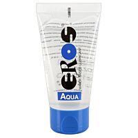 Вагінальна змазка без запаху Eros Aqua 50мл