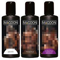 Набір еротичних масажних масел Magoon