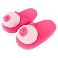 Тапочки рожеві груди