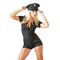 Еротичний костюм Поліцейська