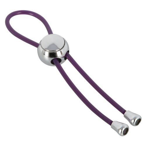 Петля для пеніса Фіолетова краватка