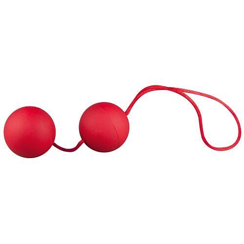 Масажні вагінальні кульки Кегеля Вельвет